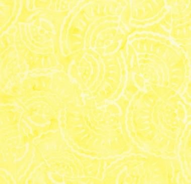 B6647-MERG Timeless Treasures Buttercream Tonga Collection Batik Meringue