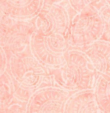 B6647-SOFT Timeless Treasures Buttercream Tonga Collection Batik Soft