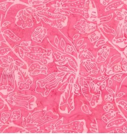 B6654-Pink Timeless Treasures Tonga Batik
