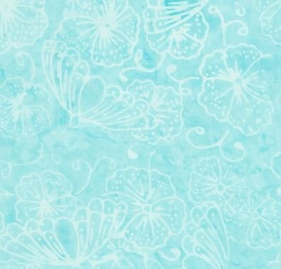 B6943-FIJI Timeless Treasures Buttercream Tonga Collection Batik Fiji