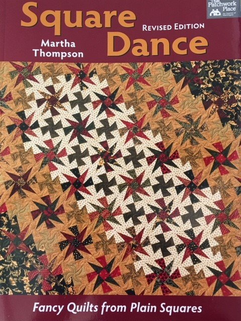 B698X Martingale Square Dance by Martha Thompson