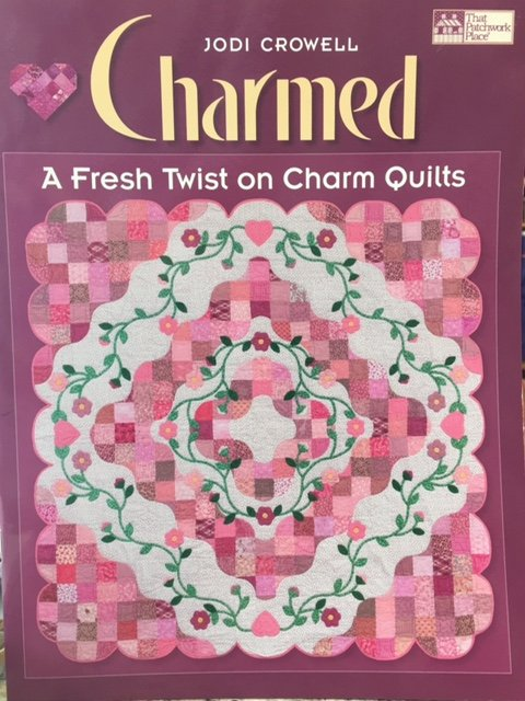 B862, Patchwork Place Charmed by Jodi Crowell