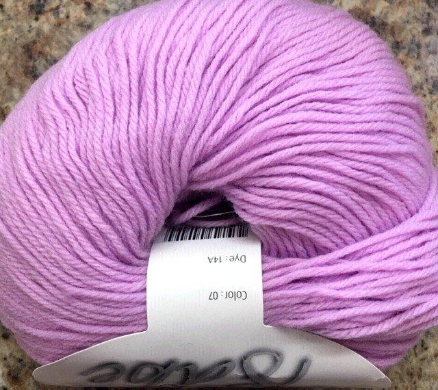 BABE-07 Babe Light Purple Pink
