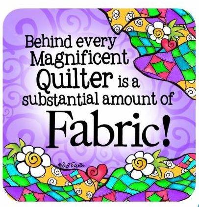 C260ST Suzy Toronto Quilt Fabric Coaster