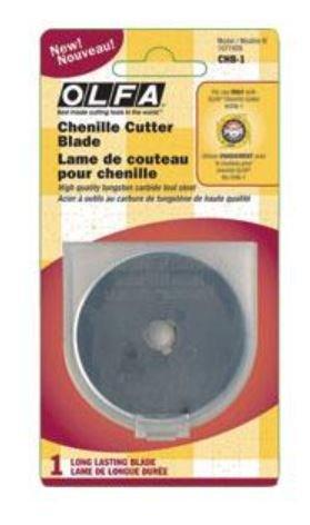 CHB-1 Olfa Chenille Cutter Blade  1071928