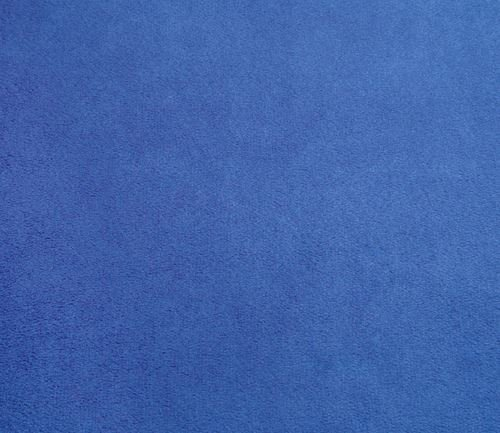 C360-ELEBLUE Shannon Cuddle 3 60 Wide  Electric Blue 100% Polyester
