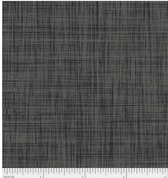 CWE4-204DS P&B Textiles Color Weave Black Linen