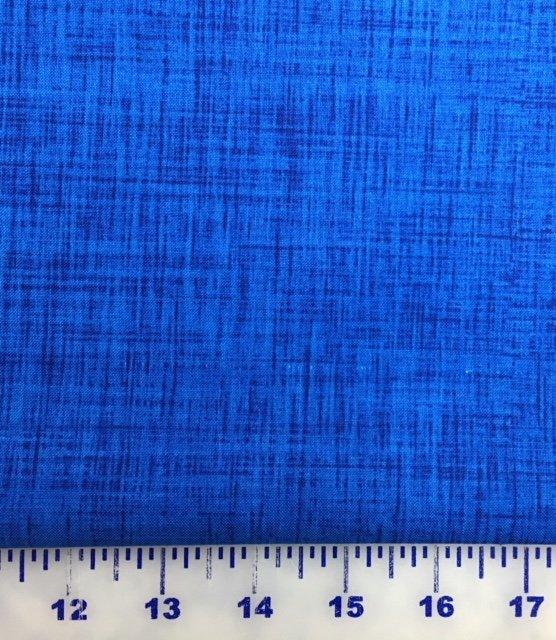 CWEA00200B P&B Textiles Color Weave Royal Blue