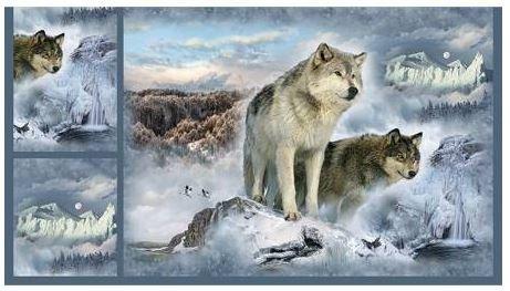 DCPWOLVESICE, Shannon Cuddle, Wolves Digital Cuddle