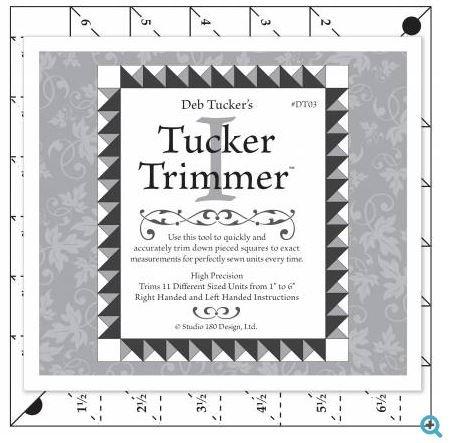 DT03 Tucker Trimmer I Studio 180 Designs