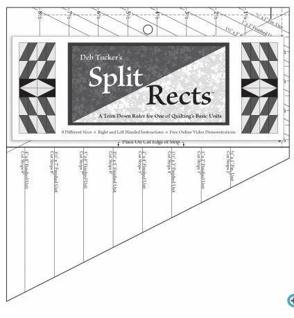 DT13 Split Rects Studio 180 Designs