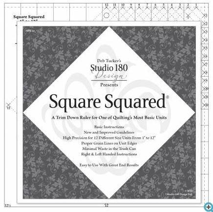 DT14 Large Square Squared Studio 180 Designs
