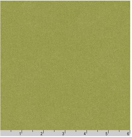 F019-1263 Robert Kaufman Kona Solids Flannel Olive Green