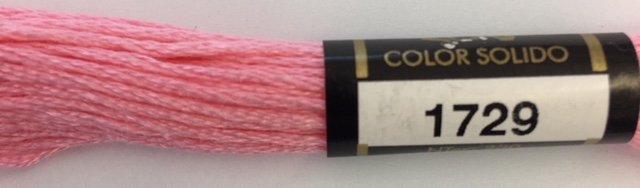F1729 Presencia 100% Mercerized Finca Cotton 6 ply Embroidery Floss 8 meter skein