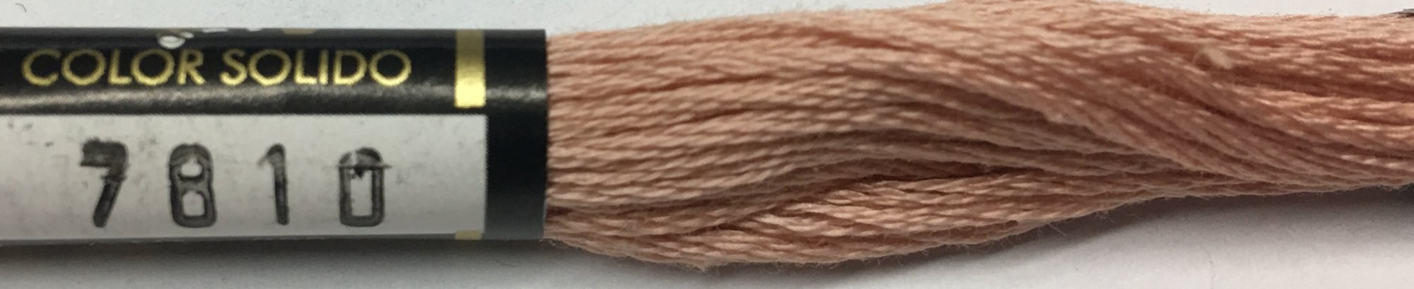 F7810 Presencia 100% Mercerized Finca Cotton 6 ply Embroidery Floss 8 meter skein