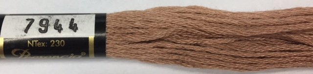 F7944 Presencia 100% Mercerized Finca Cotton 6 ply Embroidery Floss 8 meter skein
