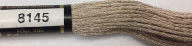 F8140 Presencia 100% Mercerized Finca Cotton 6 ply Embroidery Floss 8 meter skein