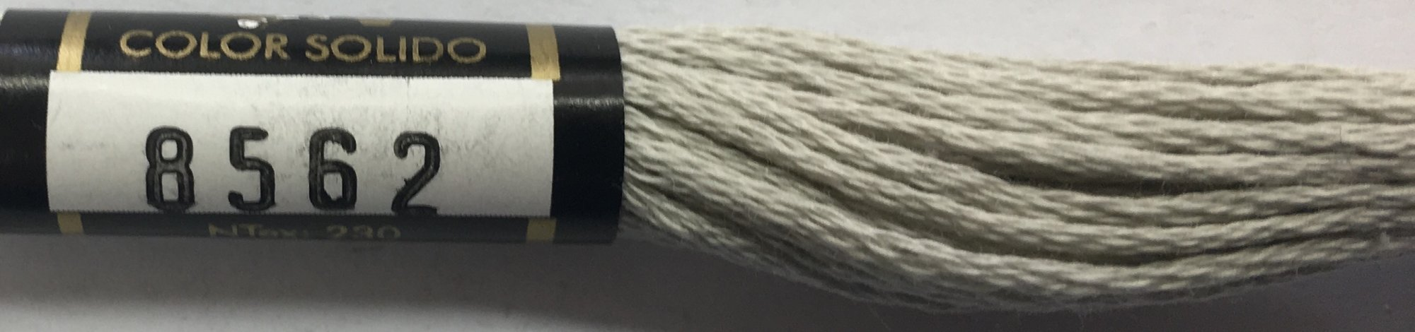 F8562 Presencia 100% Mercerized Finca Cotton 6 ply Embroidery Floss 8 meter skein
