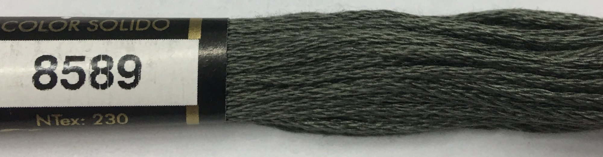 F8589 Presencia 100% Mercerized Finca Cotton 6 ply Embroidery Floss 8 meter skein
