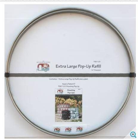 FQG125 Fat Quarter Gypsy Pop-Ups Refill Size X-Large