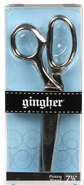 G7P Gingher Pinking Shears 7-1/2