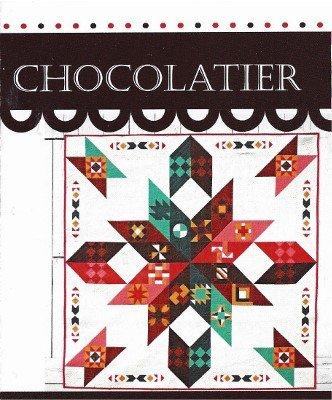 GENX121 Chocolatier 12 Block - Pattern Set