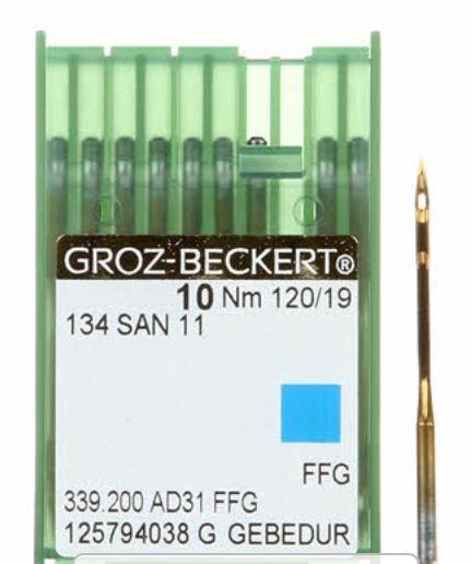 GROZ19 Groz-Beckert Gammill Needle size 120/19 4.5