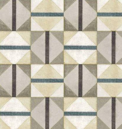 HARM163-MU P & B Textiles Harmony Geometric
