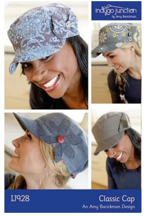 IJ928 Indygo Junction Classic Cap (Hat)
