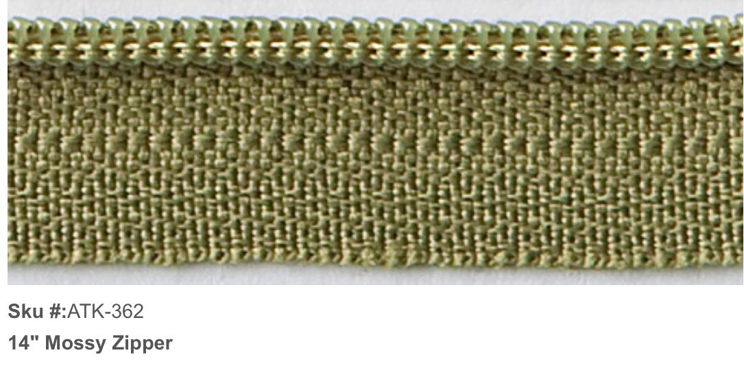 ATK-362 Zipper 14 Mossy