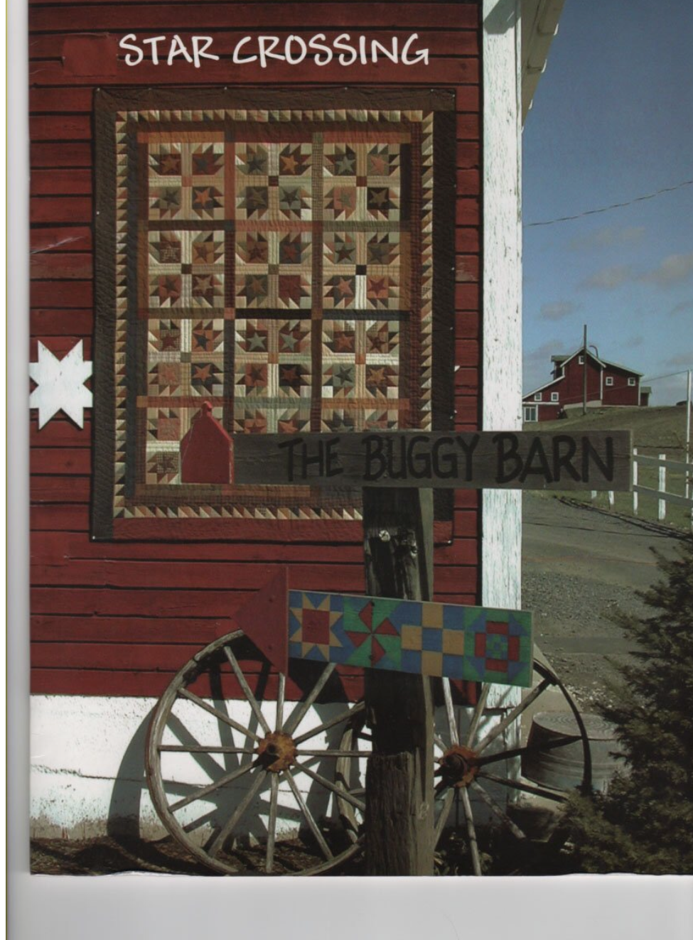 BB00303 Buggy Barn Star Crossing