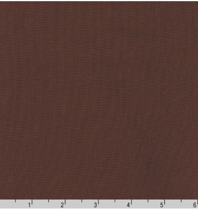 K001-1237 Robert Kaufman Kona Solids Mocha Brown