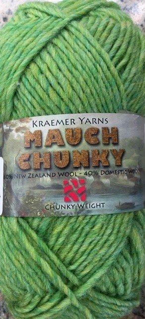 KRMAUCH1006 Kraemer Yarns Mauch Chuncky Kiwi