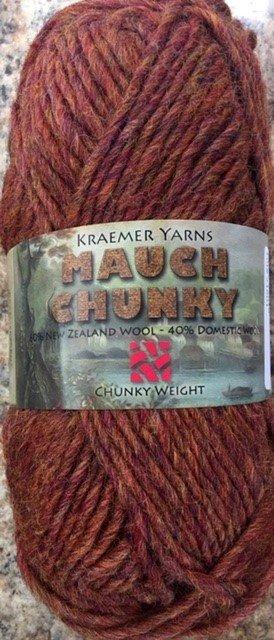 KRMAUCH1018 Kraemer Yarns Mauch Chuncky Spice