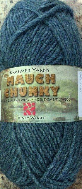KRMAUCH1037 Kraemer Yarns Mauch Chuncky Thyme