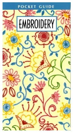 LA56019 Pocket Guide Hand Embroidery