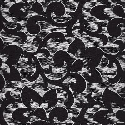 LILY-C6313BLK Timeless Treasures Tex Flower Black