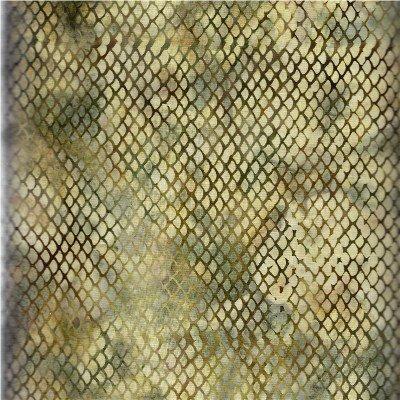 M2716-282LIZ Hoffman of California Batik Scale Texture Lizard