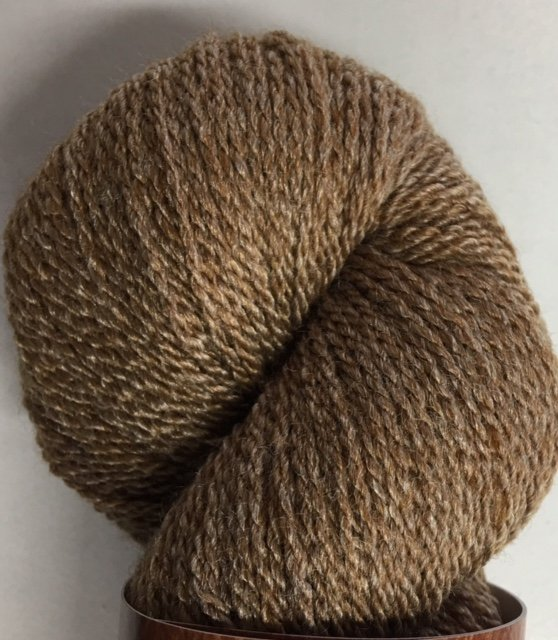 MM6G17-SOR Mountain Meadow Green River 2 Ply Fingering Yarn Sorrel
