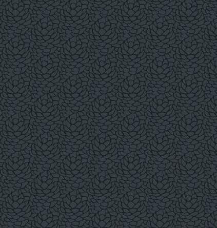 MOOS479-GR P & B Textiles Moose Meadows Flannel  Grey Pinecone