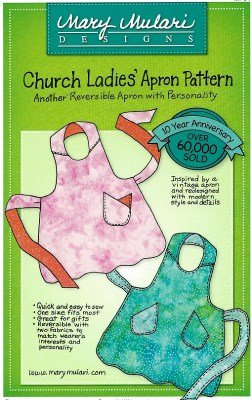 MP04 Church Ladies Apron