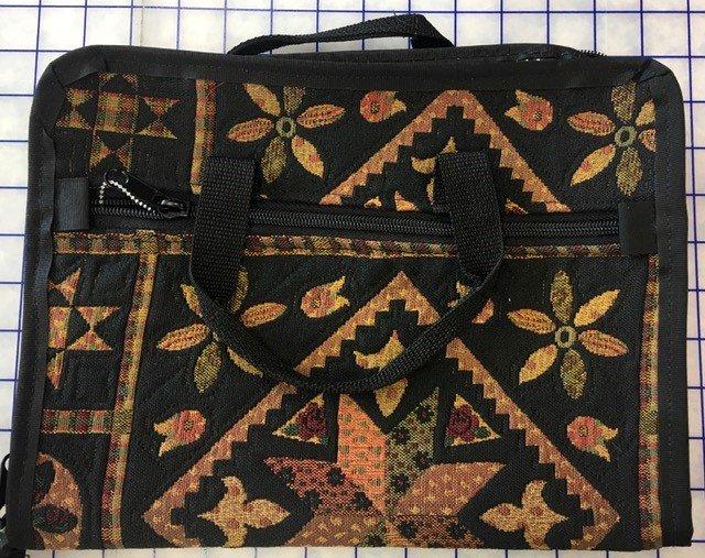 NWBAG, American Northwest Bags, 12 Pocket Notion Bag