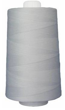 OM3001 Omni Bright White Poly wrapped Poly Core 40 wt 6000 yards