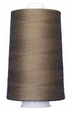 OM3012 Omni Dark Tan Poly Wrapped Poly Core 40 wt 6000 yards