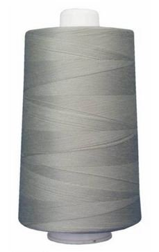 OM3021 Omni Ash Gray Poly Wrapped Poly Core 40 wt 6000 yards
