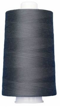 OM3025 Omni Dark Gray Poly Wrapped Poly Core 40 wt 6000 yards