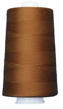 OM3028 Omni Ginger Spice Poly Wrapped Poly Core 40 wt 6000 yards