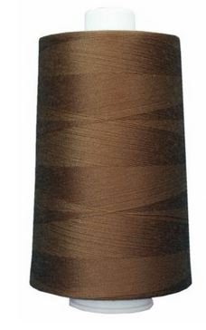 OM3029 Omni Milk Chocolate Poly Wrapped Poly Core 40 wt 6000 yards