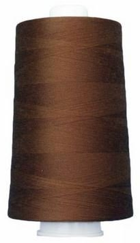 OM3030 Omni Medium Brown Poly Wrapped Poly Core 40 wt 6000 yards