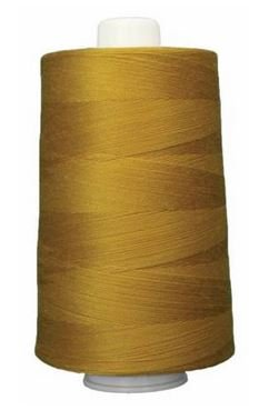 OM3044 Omni Goldenrod Poly Wrapped Poly Core 40 wt 6000 yards
